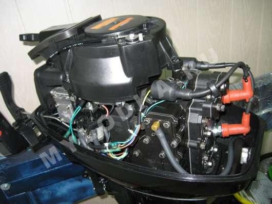 Лодочный мотор Гладиатор 9.9 (15) л. с. 2Т, 2016 г в Саратове Фото 1