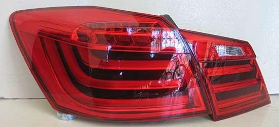Тюнинг фонари задняя оптика Honda Accord 9