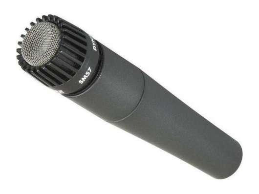Shure SM57 новый микрофон в Москве Фото 2