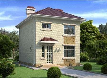 Строительство дома 7 на 10 метров