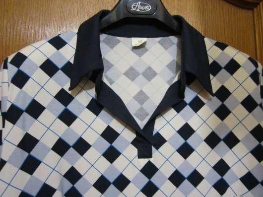 Блуза из вискозы (размер-56, рост-164-170) в Москве Фото 3