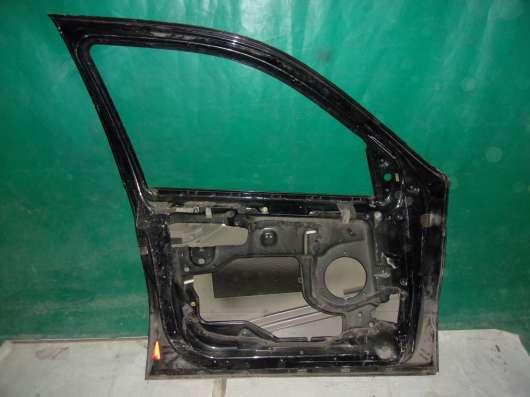 Б\у водительская дверь на BMW X5 E53