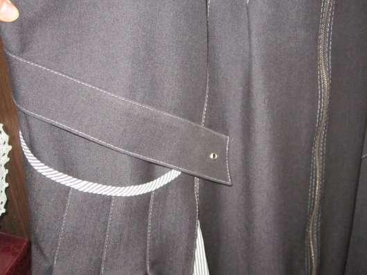 Сарафан джинса (размер 56)