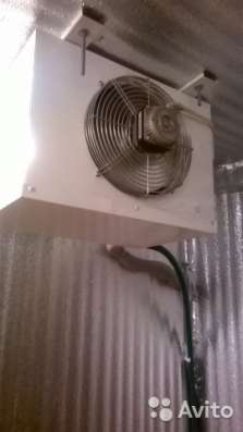 Холодильная система для цветочной камеры