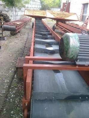 Ленточний транспортер шнековий транспортёр в г. Винница Фото 1