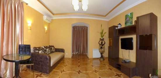 Двухкомнатный люкс в центре с раздельными комнатами