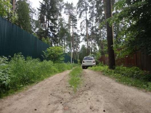 Участок ИЖС 8 соток Ярославское шоссе 12 км от МКАД в г. Пушкино Фото 1