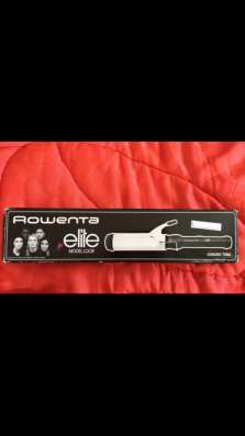 Новая!!! Плойка Rowenta elite model look