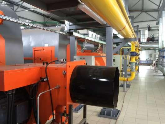 Монтаж оборудования котельных в Краснодаре Фото 2