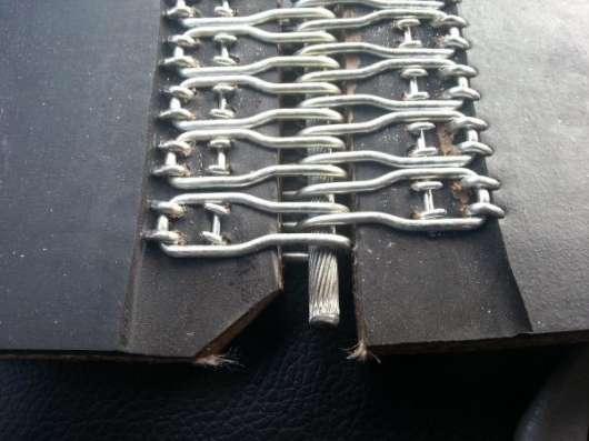 Механические соединители резинотканевых конвейерных лент
