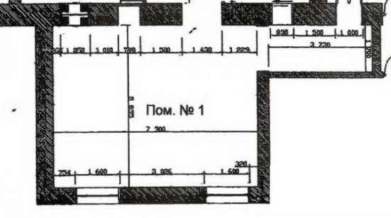 Офисное помещение по адресу Московский пр. д. 206