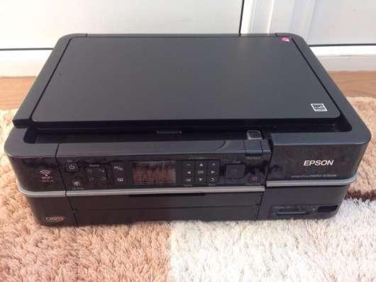 Продам принтер EPSON TX700W