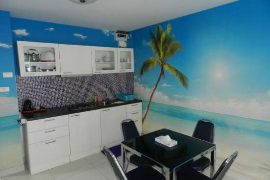 Люкс апартаменты на 4 человек у моря в Паттайе - Таиланд