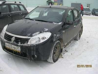 автомобиль Renault Sandero, цена 365 000 руб.,в Белгороде Фото 6