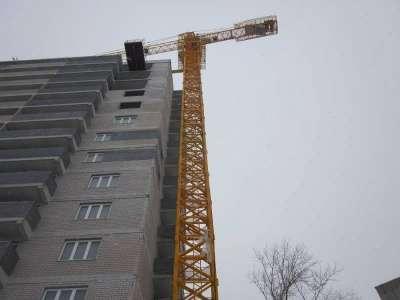 кран башенный Zoomlion TC6016A-8 в Кирове Фото 4