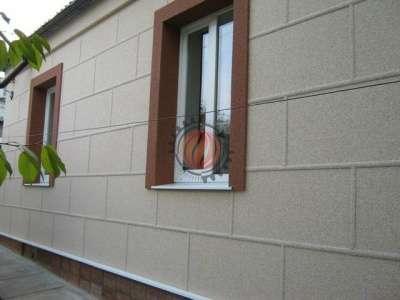 Фасадные термопанели на основе ПСБ-35 в Чебоксарах Фото 1