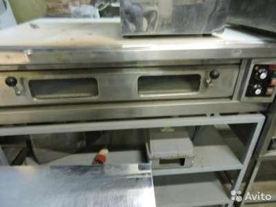 торговое оборудование Печь для пиццы (Италия)