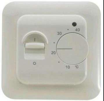 Терморегулятор для теплого пола menred RTC 70.26