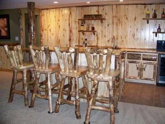 Мебель и предметы интерьера в стиле «Рустик»