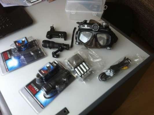 Продам камеру-маску для подводной фото-видеосъемки в Владивостоке Фото 2