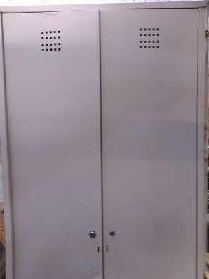 Продам шкаф металлический новый