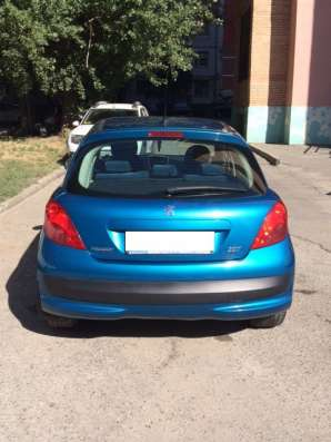 Продажа авто, Peugeot, 207, Автомат с пробегом 119000 км, в Ростове-на-Дону Фото 4