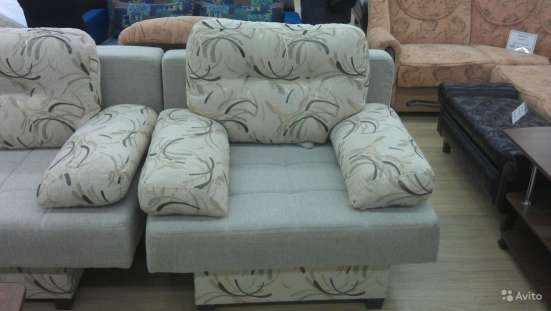 Набор мягкой мебели(Еврокнижка) в Курске Фото 1