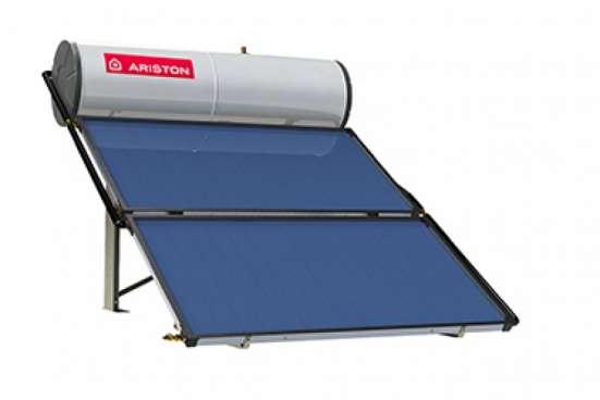Комплект солнечного теплоснабжения с естественной циркуляцие