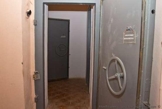 Двери защитные герметические