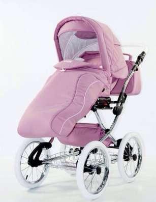 Детская коляска для девочки 2 в 1 в Краснодаре Фото 2