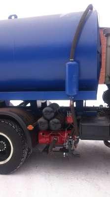 Вакуумное оборудование для ассенизационных машин ТМ-10,0ВМ