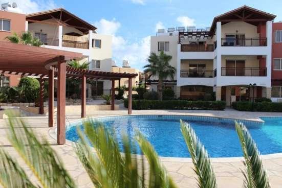 Двухкомнатный Апартамент в роскошном проекте Пафоса-Кипра