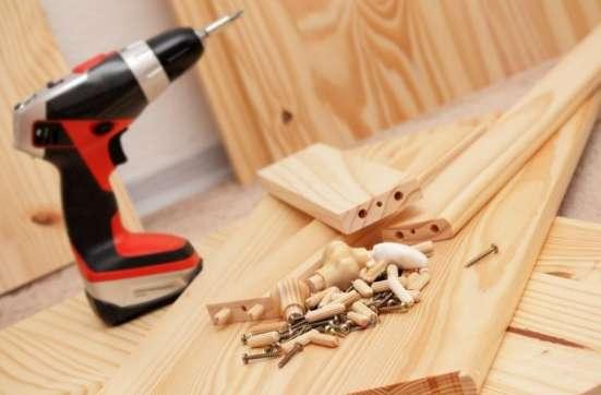 Сборка мебели, плотницкие работы