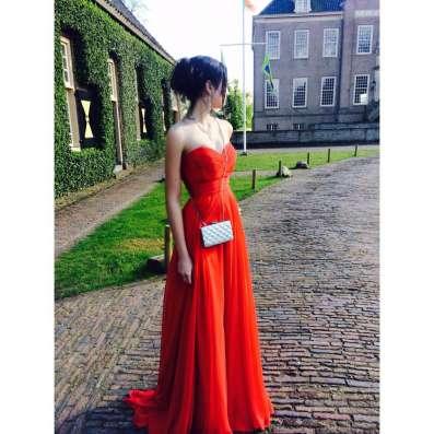 Платье для торжественного случая