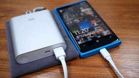 Внешний аккумулятор Xiaomi Power Bank 10400mAh в Ейске Фото 1