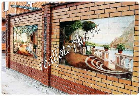 Фотоплитка для фасадов в Йошкар-Оле Фото 4