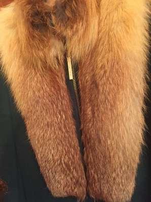 Зимнее, меховое женское пальто в Москве Фото 1