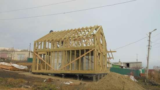 Каркасные дома в Ульяновске Фото 4