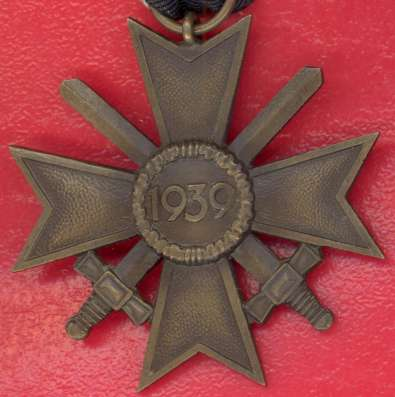 Германия Крест боевых заслуг 2 класса с мечами КВК в Орле Фото 1