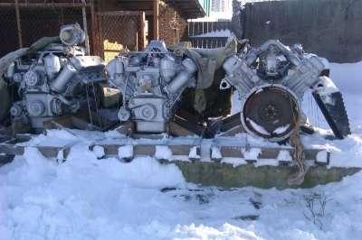 двигатель Камаз МАЗ, ЯМЗ, Урал