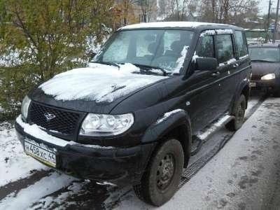 внедорожник УАЗ Patriot, цена 380 000 руб.,в Костроме Фото 4
