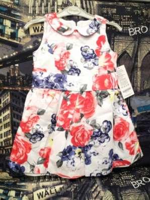 платье новое на девочку в Санкт-Петербурге Фото 1