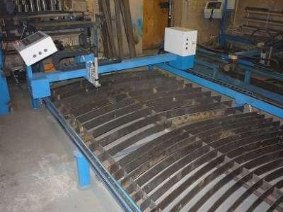 Станок плазменной резки металла с ЧПУ в Курске Фото 1