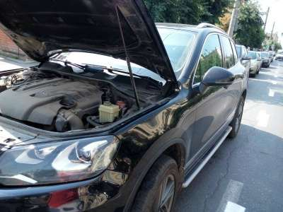 внедорожник Volkswagen Touareg, цена 2 500 000 руб.,в г. Самара Фото 1