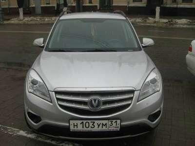 автомобиль Changan CS35, цена 550 000 руб.,в Белгороде Фото 6