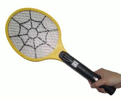 Электрическая мухобойка.