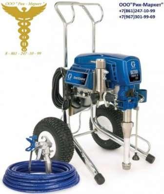 Окрасочный аппарат GRACO ULTRA MAX II 1095 GRACO(США) ULTRA MAX II 1095