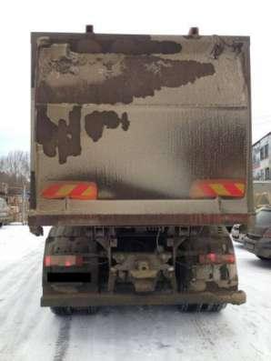 мусоровоз МАЗ 6312В5 в г. Самара Фото 1