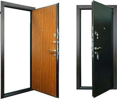 Качественные металлические двери от Мир Окон г. Чебоксары