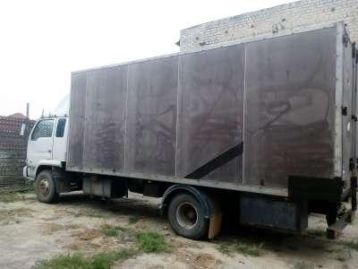 грузовой автомобиль Yuejin 1080 BHD 822